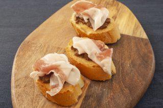 Bomè_2019_crostini patè di porcini e lardo_1